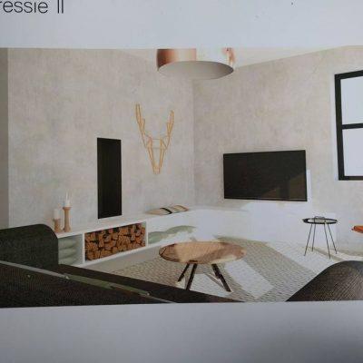 Delftlanden binnenhuisarchitect ontwerp woonkamer