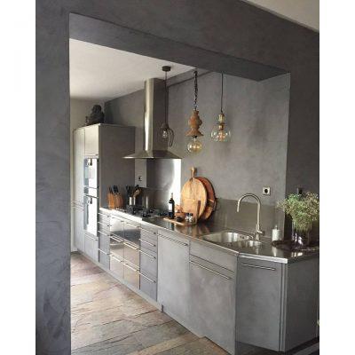 Erica keuken in betonlook emmen stukadoor - kopie