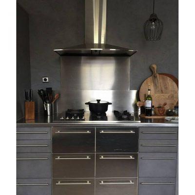 Erica keuken met betonlook kastdeuren - kopie